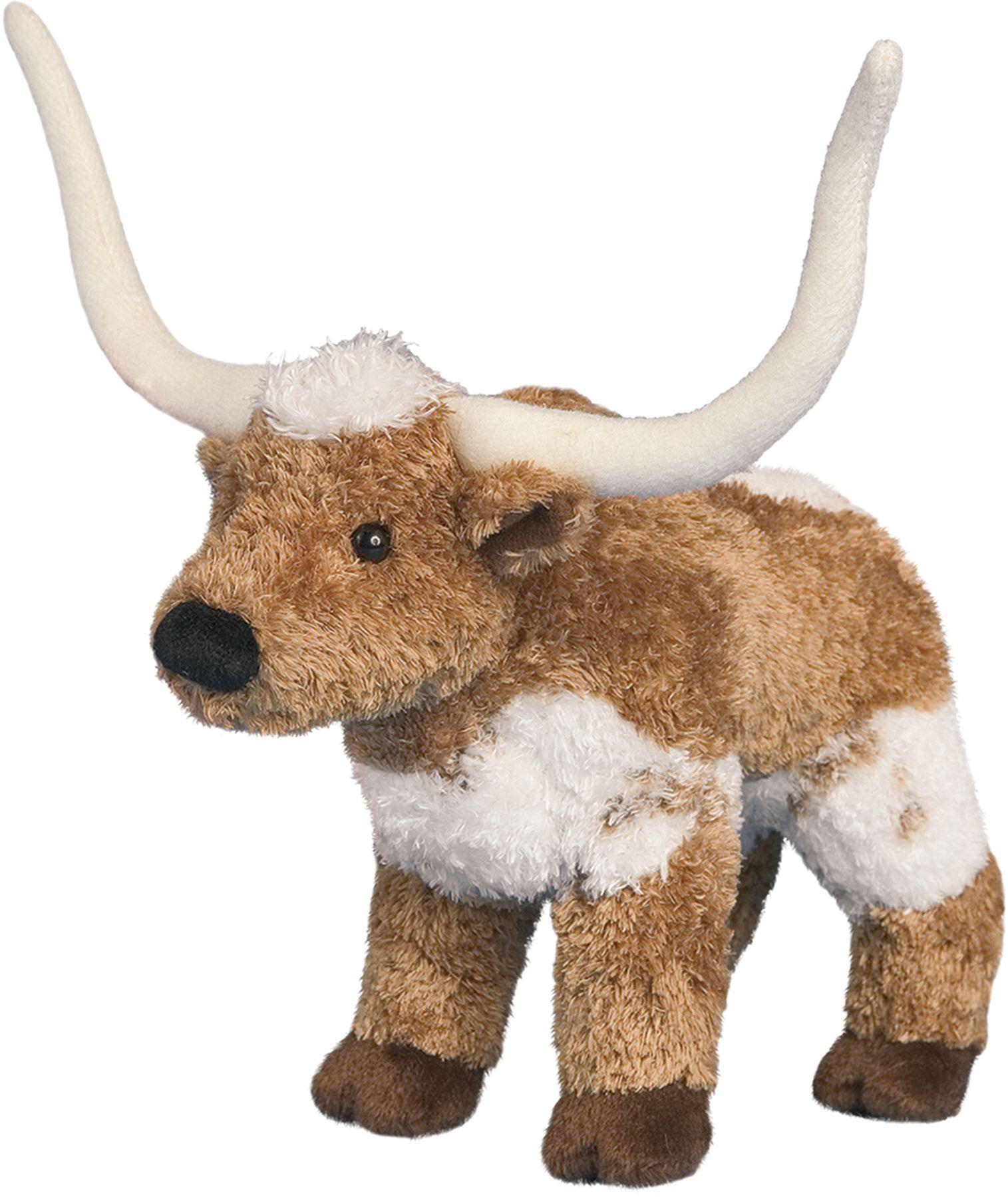 Longhorn Plushie